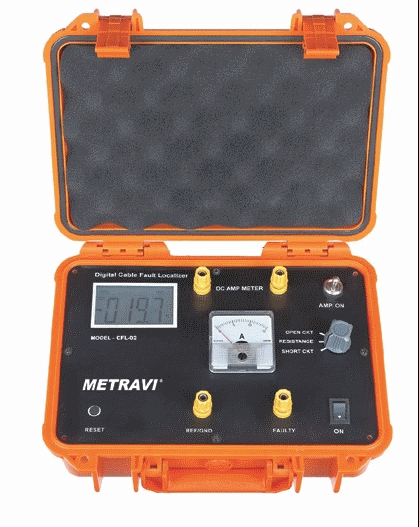 Truck Cable Fault Locator : Buy other testing equipments online nowpurchase