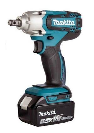 Makita DTW190RFE Cordless Impact Wrench 1/2 18V
